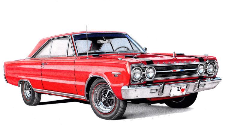 1967BelvedereGTX